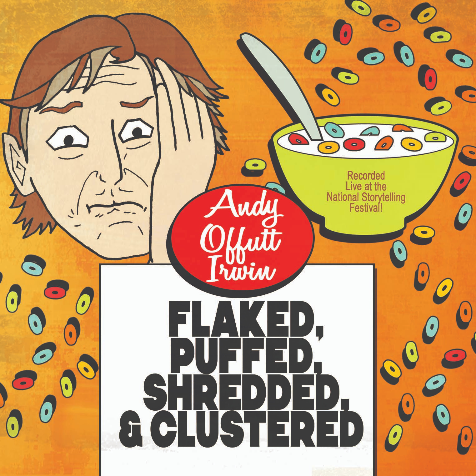 Flaked, Puffed, Shredded, & Clustered cd